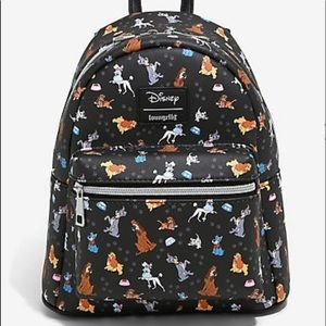 Disney Dogs Loungefly Backpack